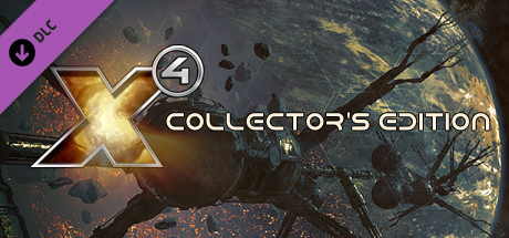 X4: Foundations Collector's Edition Content [Steam Gift|RU] 🚂 2019