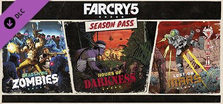 Far Cry® 5 - Season Pass [Steam Gift|RU] 🚂 2019