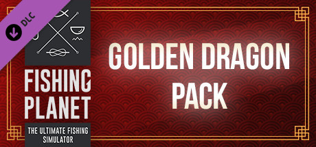 Fishing Planet: Golden Dragon Pack [Steam Gift|RU] 🚂 2019
