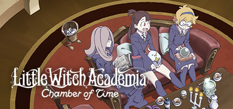 Little Witch Academia : Chamber of Time [Steam Gift RU] 🚂 2019