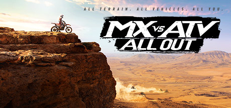 MX vs ATV All Out [Steam Gift|RU] 🚂 2019