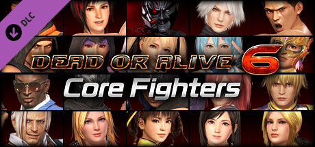 DEAD OR ALIVE 6: Core Fighters 20 Character Set [Steam Gift|RU] 🚂 2019