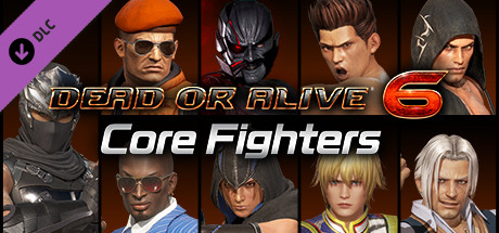 DEAD OR ALIVE 6: Core Fighters - Male Fighters Set [Steam Gift|RU] 🚂 2019