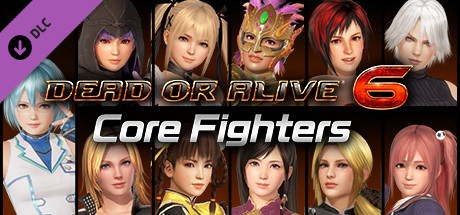 DEAD OR ALIVE 6: Core Fighters - Female Fighters Set [Steam Gift|RU] 🚂 2019