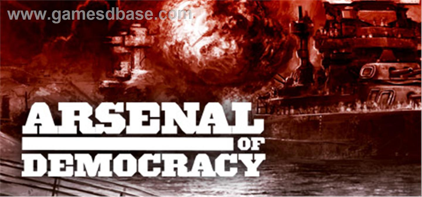 Arsenal of Democracy: A Hearts of Iron Game /Steam Gift