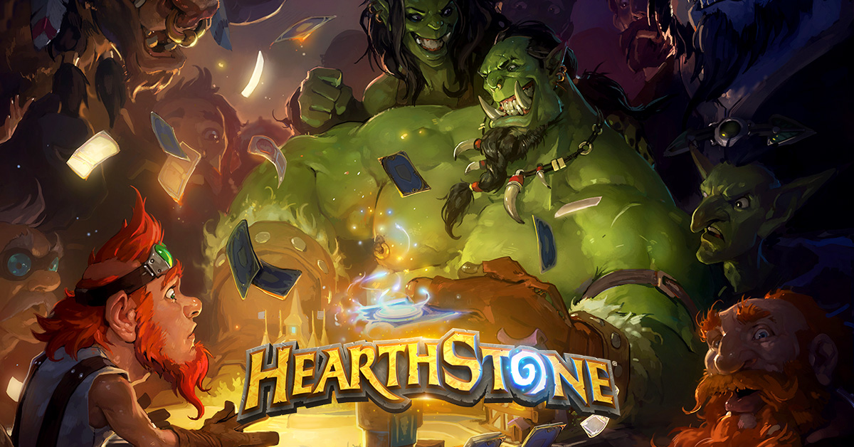 HearthStone Boosters with Account Transfering + BONUS
