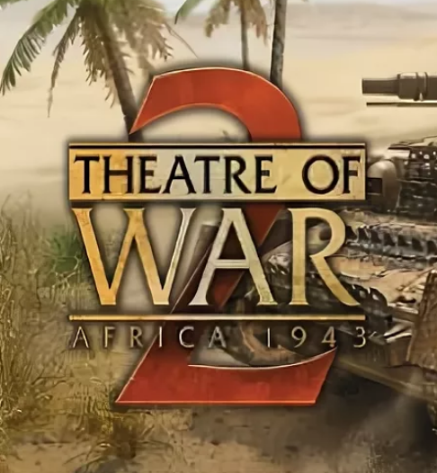 Theatre of War 2: Africa 1943 (Steam) ✅ REGION FREE +🎁