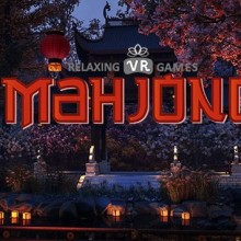 Relaxing VR Games: Mahjong (Steam) ✅ REGION FREE