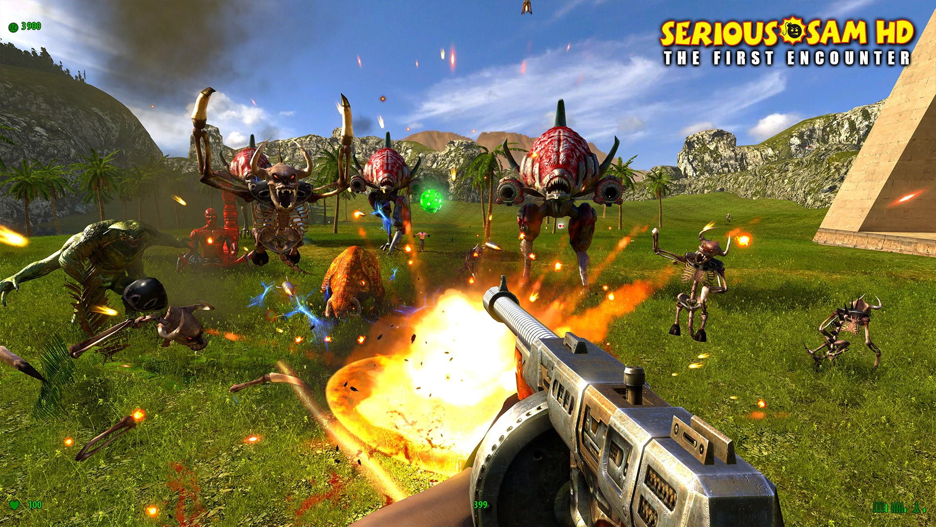 Serious Sam HD Gold Pack (Steam key) ✅ REGION FREE + 🎁