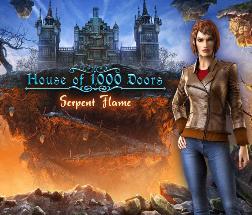 House of 1000 Doors: Serpent Flame (Steam) ✅ GLOBAL +🎁