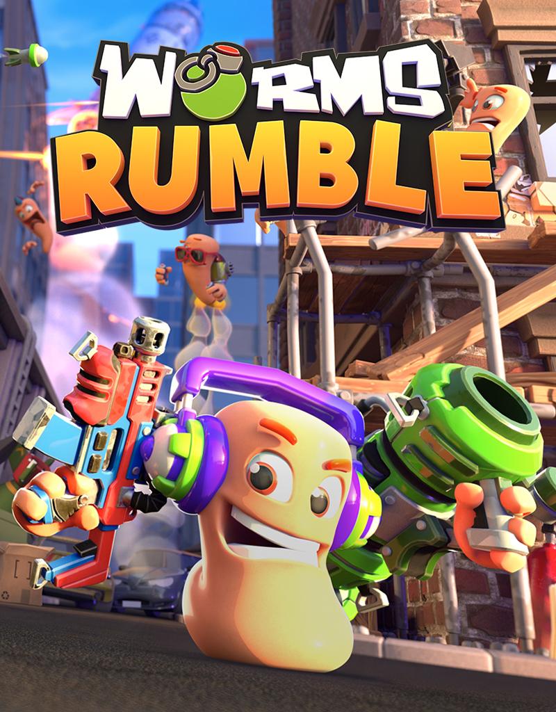 Worms Rumble (Steam ключ) ✅ REGION FREE/GLOBAL + 🎁
