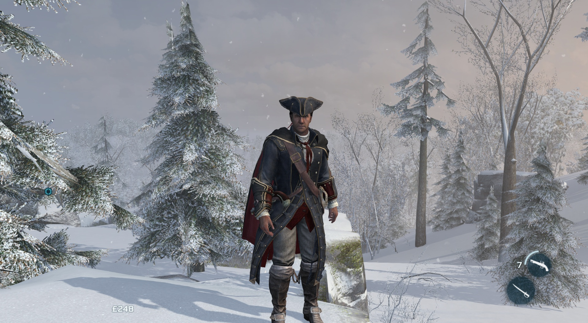 Assassin`s Creed 3 [Гарантия]