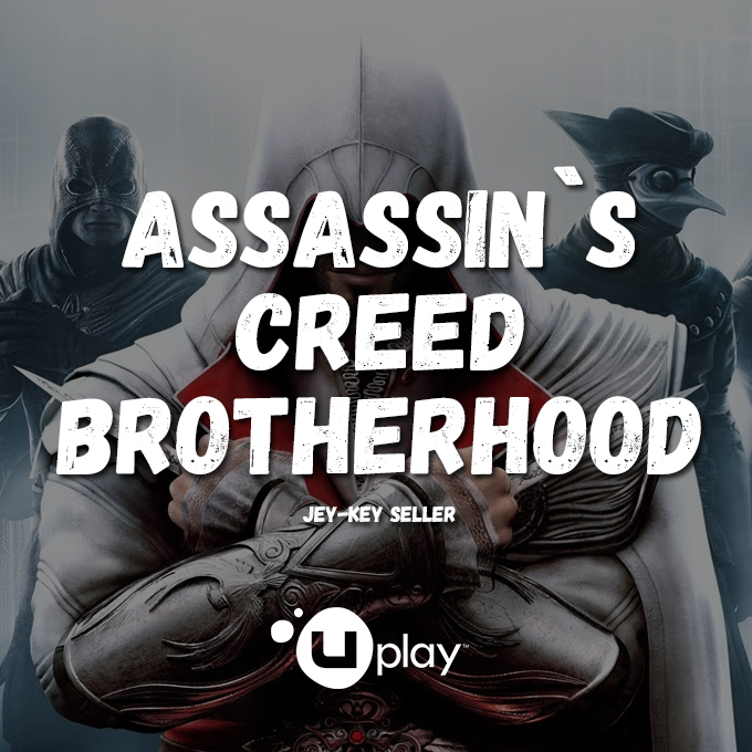 Assassin´s Creed: Brotherhood [Гарантия]