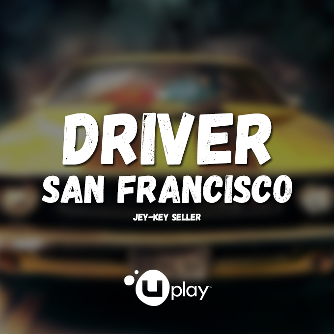 DRIVER: SAN FRANCISCO [Warranty] 🔝