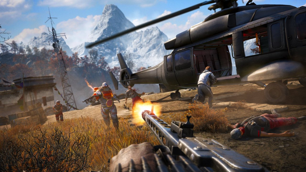 FAR CRY 4 [WARRANTY/DISCOUNTS/PAYPAL] &#128308