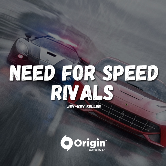 NEED FOR SPEED RIVALS [WARRANTY/PAYPAL] &#128308