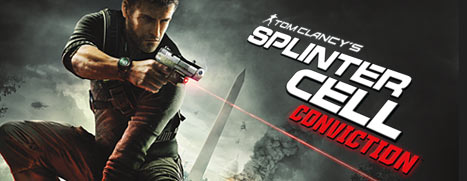 Splinter Cell: Conviction [ГАРАНТИЯ] &#128308