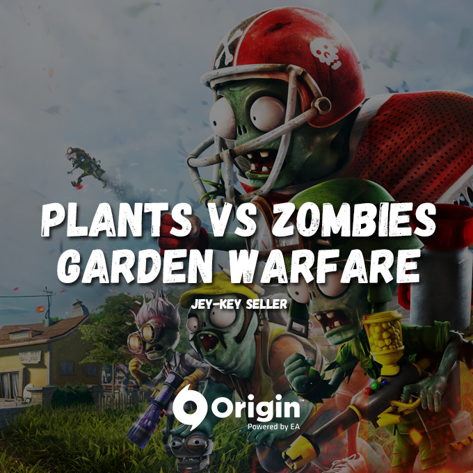 Plants vs Zombies: Garden Warfare [Гарантия]