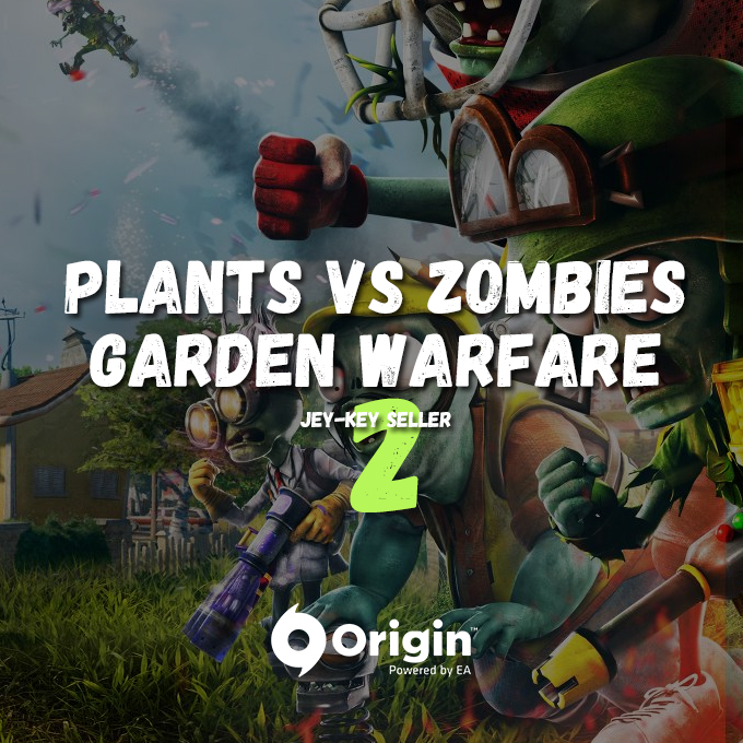 Plants vs Zombies: Garden Warfare 2 [Гарантия]