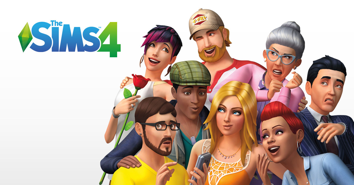 THE SIMS 4 [Guarantee]