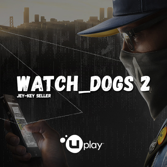 WATCH DOGS 2 [MULTI / WARRANTY / DISCOUNTS] 🔝