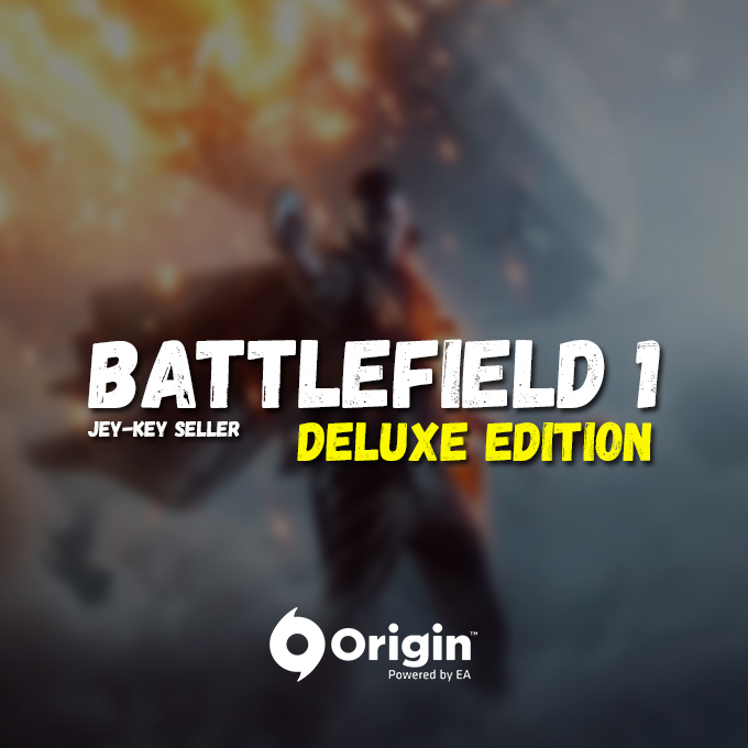 BATTLEFIELD 1 DELUXE EDITION [WARRANTY/PAYPAL] &#128308