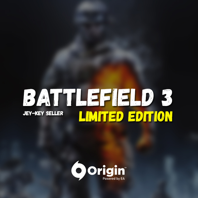 BATTLEFIELD 3 LIMITED EDITION [ГАРАНТИЯ] &#128308