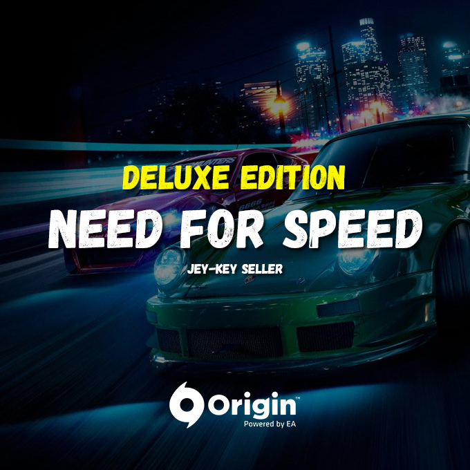 Need for Speed 2016 DELUXE EDITION [WARRANTY]
