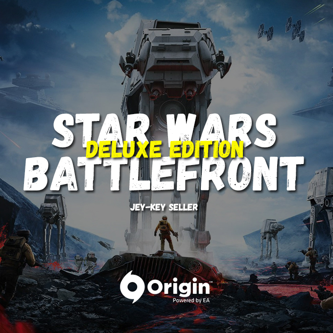 STAR WARS BATTLEFRONT DELUXE EDITION [ГАРАНТИЯ]