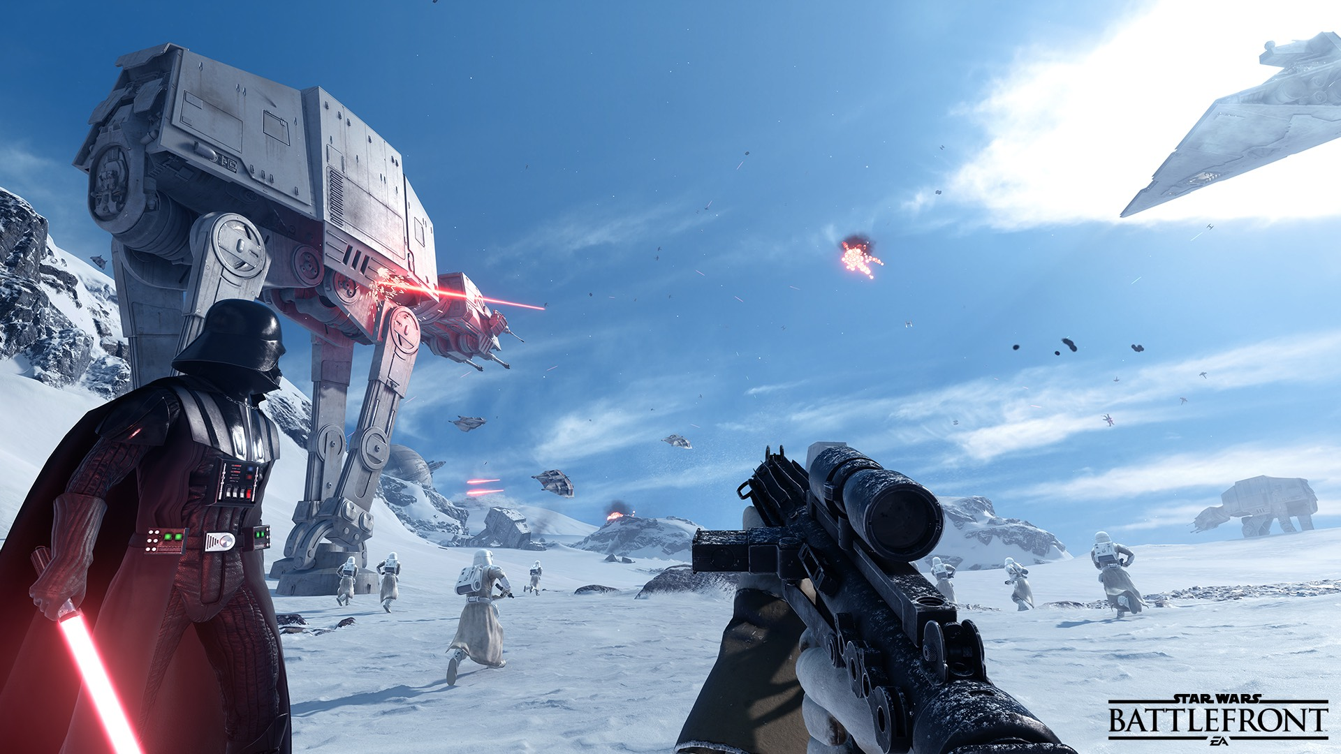 STAR WARS: BATTLEFRONT DELUXE EDITION [FULL WARRANTY]