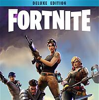 FORTNITE DELUXE EDITION  [ГАРАНТИЯ]&#128308