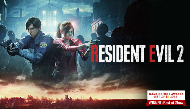 RESIDENT EVIL 2 / BIOHAZARD RE:2 (Steam RUSSIA)