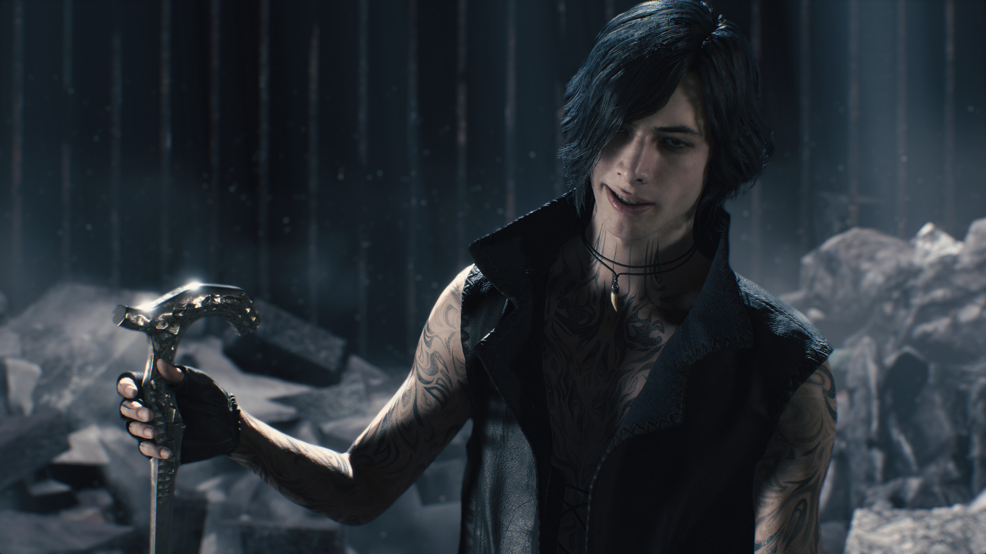 Devil May Cry 5 (STANDART/DELUXE) (Steam RUSSIA) 2019