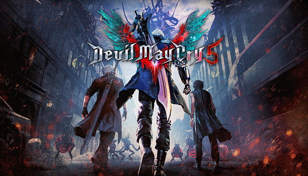 Devil May Cry 5 (Steam GLOBAL) 2019