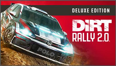 DiRT Rally 2.0 (STANDART/DELUXE)(STEAM RUSSIA / CIS) 2019
