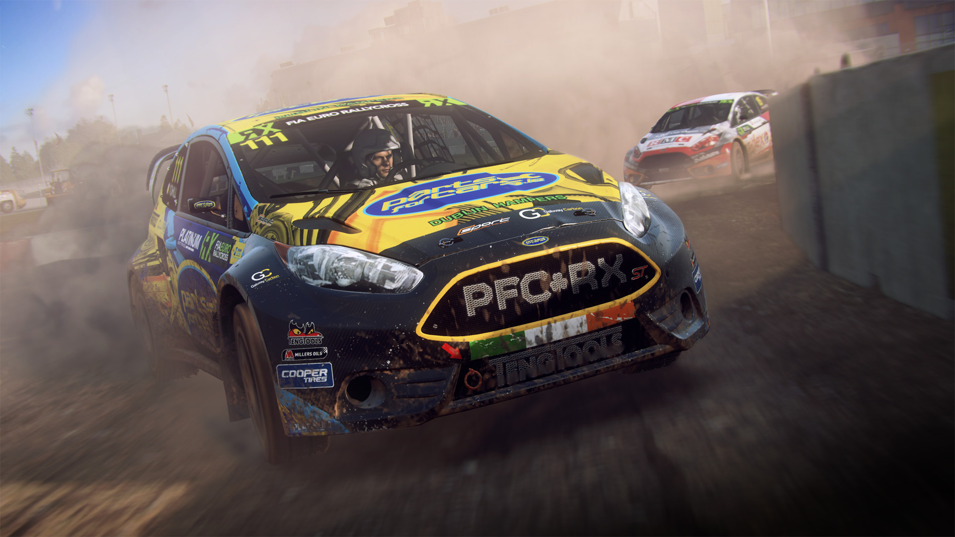 DiRT Rally 2.0 (DELUXE) (STEAM RUSSIA / CIS) 2019