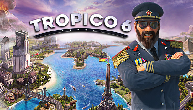 Tropico 6 (EL PREZ EDITION) (STEAM RU/UA/KZ)