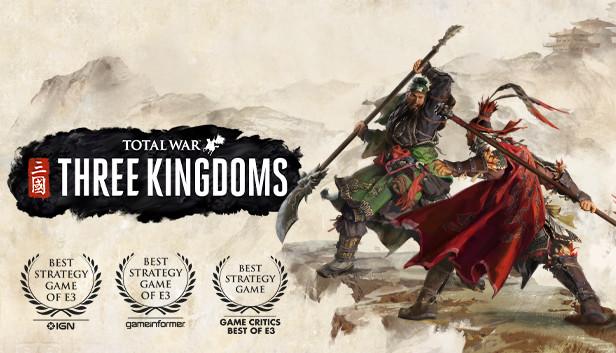 Total War: THREE KINGDOMS (STEAM Russia / CIS) 2019