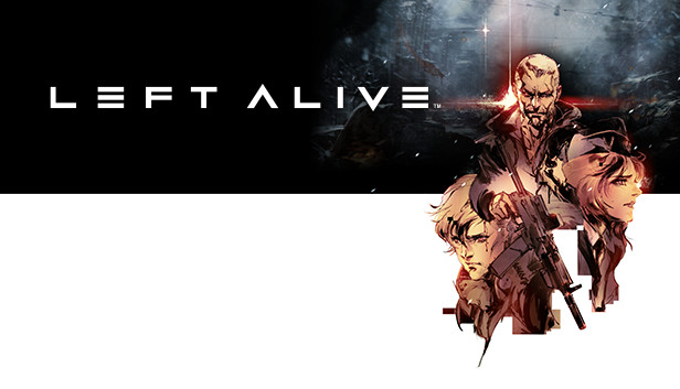 LEFT ALIVE ™ (STEAM RUSSIA / CIS)