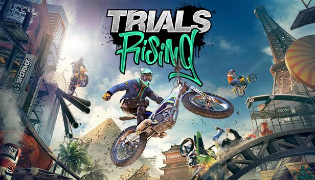 Trials® Rising STANDART/GOLD (STEAM RUSSIA / CIS) 2019