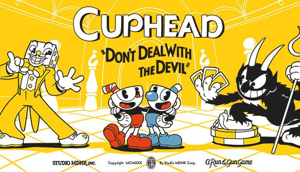 Cuphead (RU STEAM) 2019