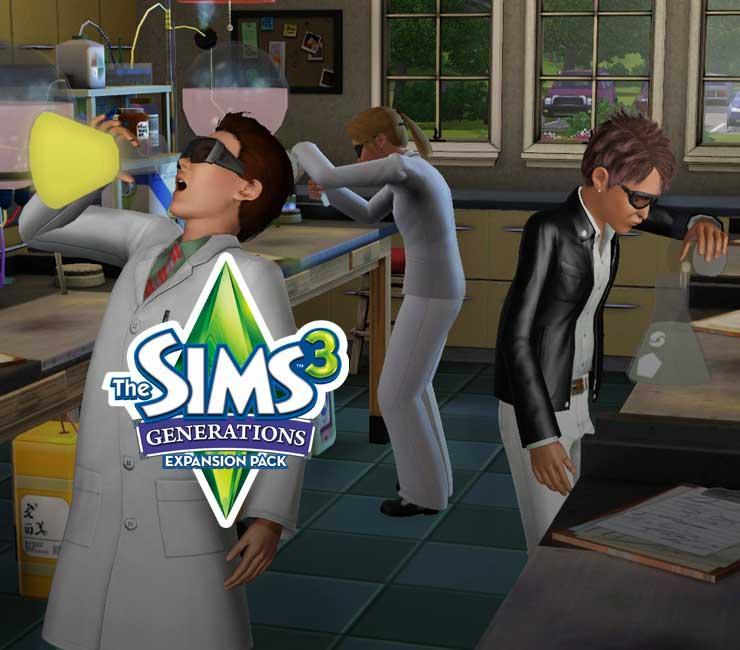 Buy The Sims 3 Generations | CD-KEY | Origin | Region Free