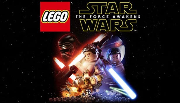 LEGO Star Wars: The Force Awakens (Steam) RUS + DLC