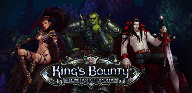 King´s Bounty: Dark Side (Steam) RUS