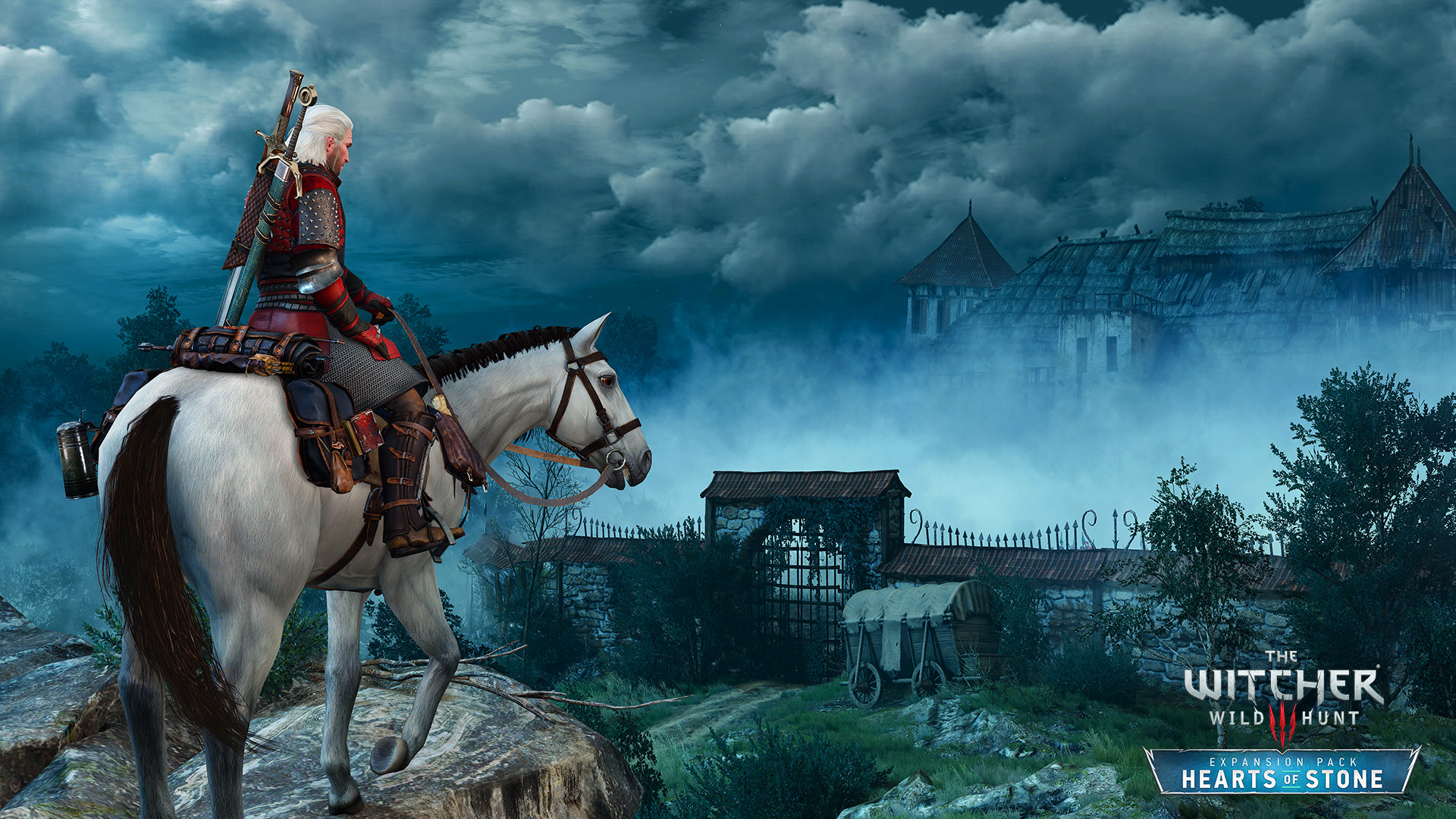 The Witcher 3: Wild Hunt Expansion Pass Steam Gift RU
