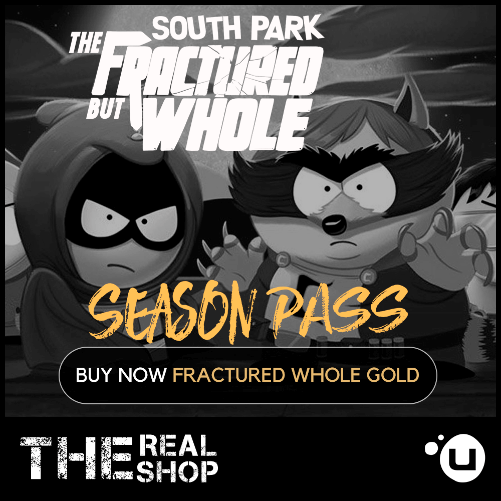 SOUTH PARK GOLD EDITION SEASON PASS  / ГАРАНТИЯ / Uplay