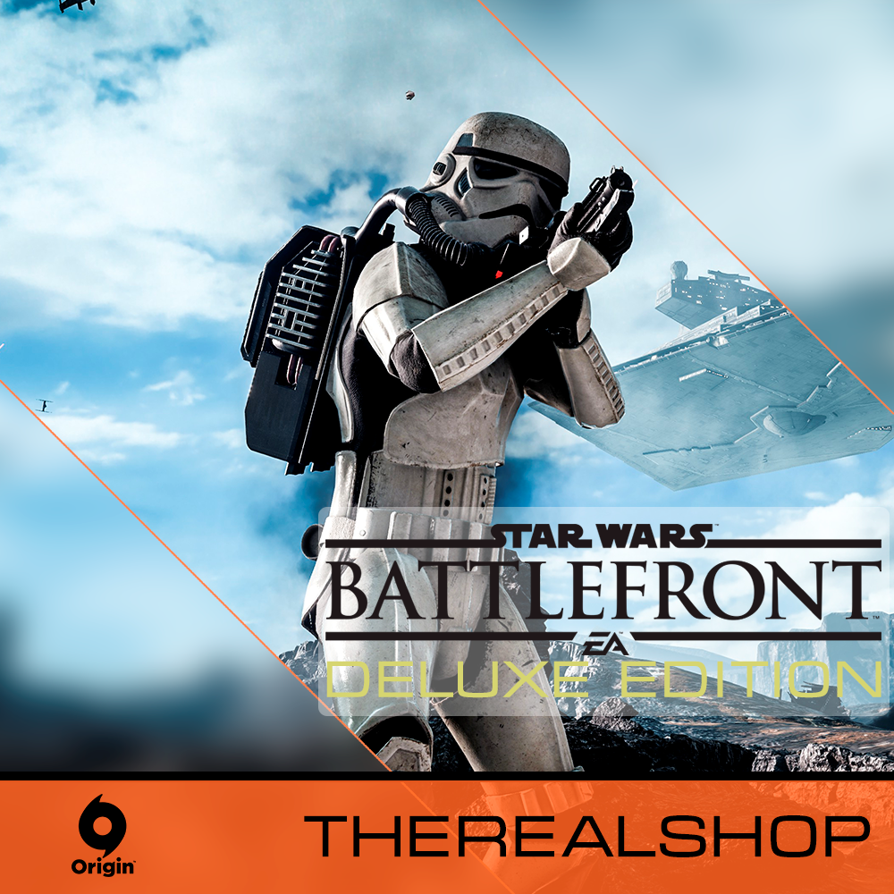 Star Wars Battlefront 3 Deluxe Edition ACCOUNT GUARANTE