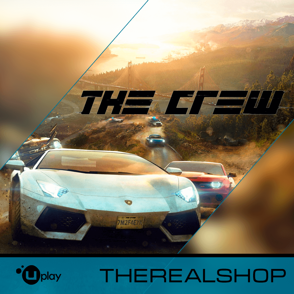 THE CREW | REGION FREE | CASHBACK | ГАРАНТИЯ | UPLAY ✅