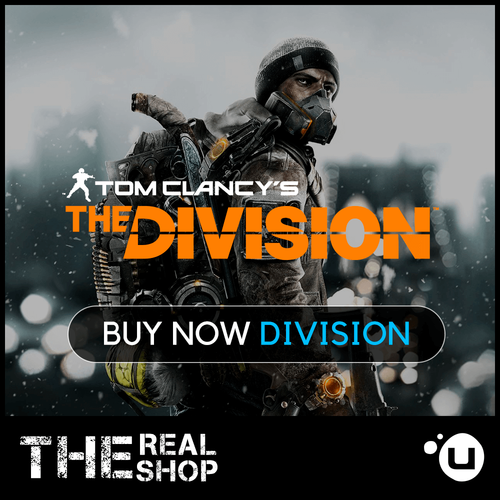 THE DIVISION | REGION FREE | ГАРАНТИЯ | UPLAY &#9989