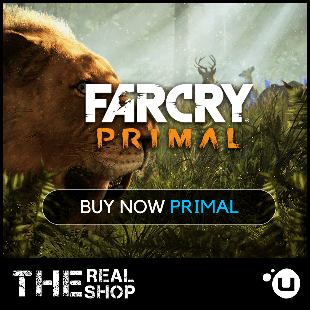 Far Cry Primal | REGION FREE | ГАРАНТИЯ | UPLAY&#9989